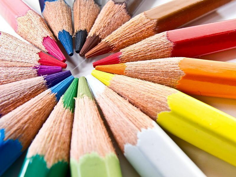 Colours in Romanian