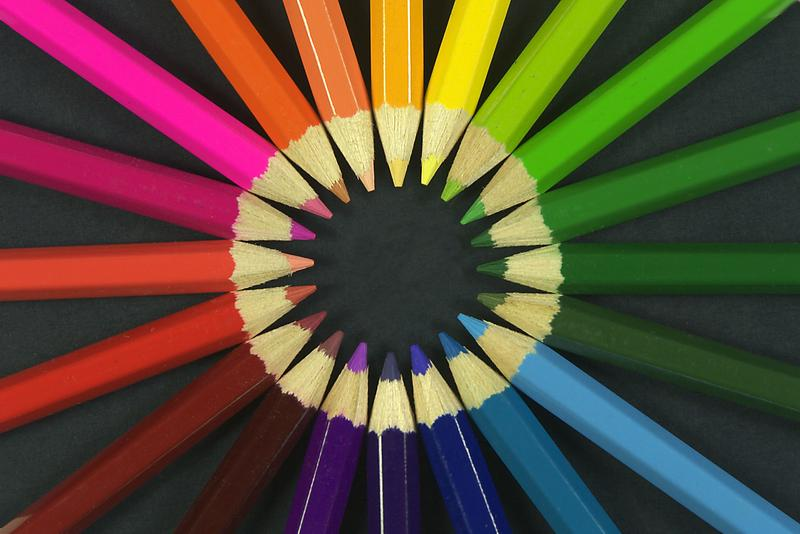 Learn colours in Greek