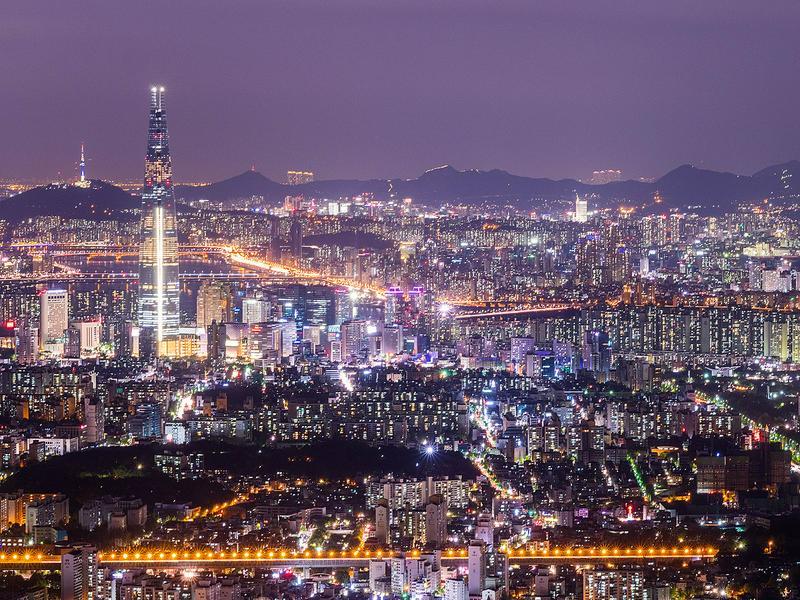 Korean - top 1000 nouns