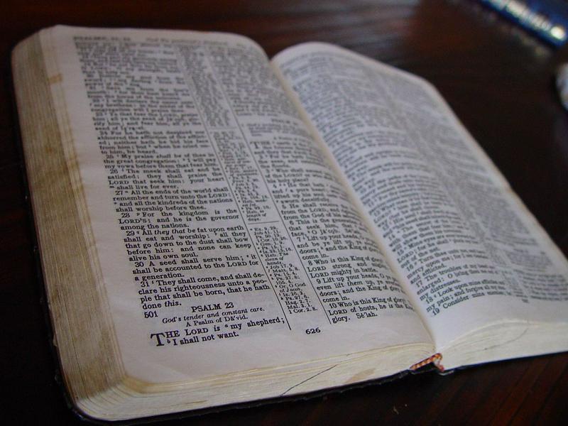 New testament Bible quiz