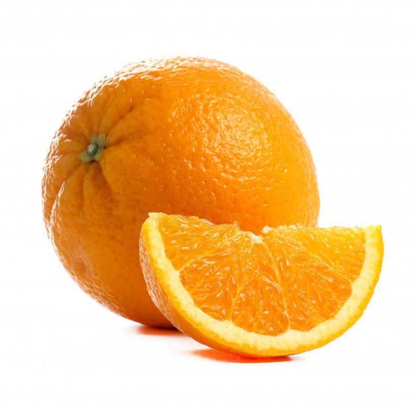 a laranja