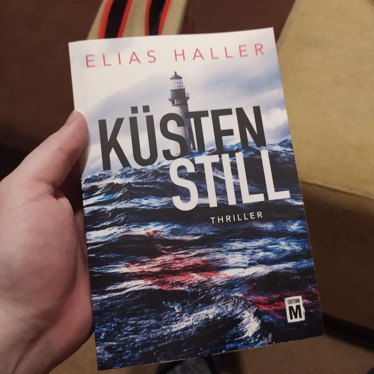 Küsten Still (Buch von Elias Haller)