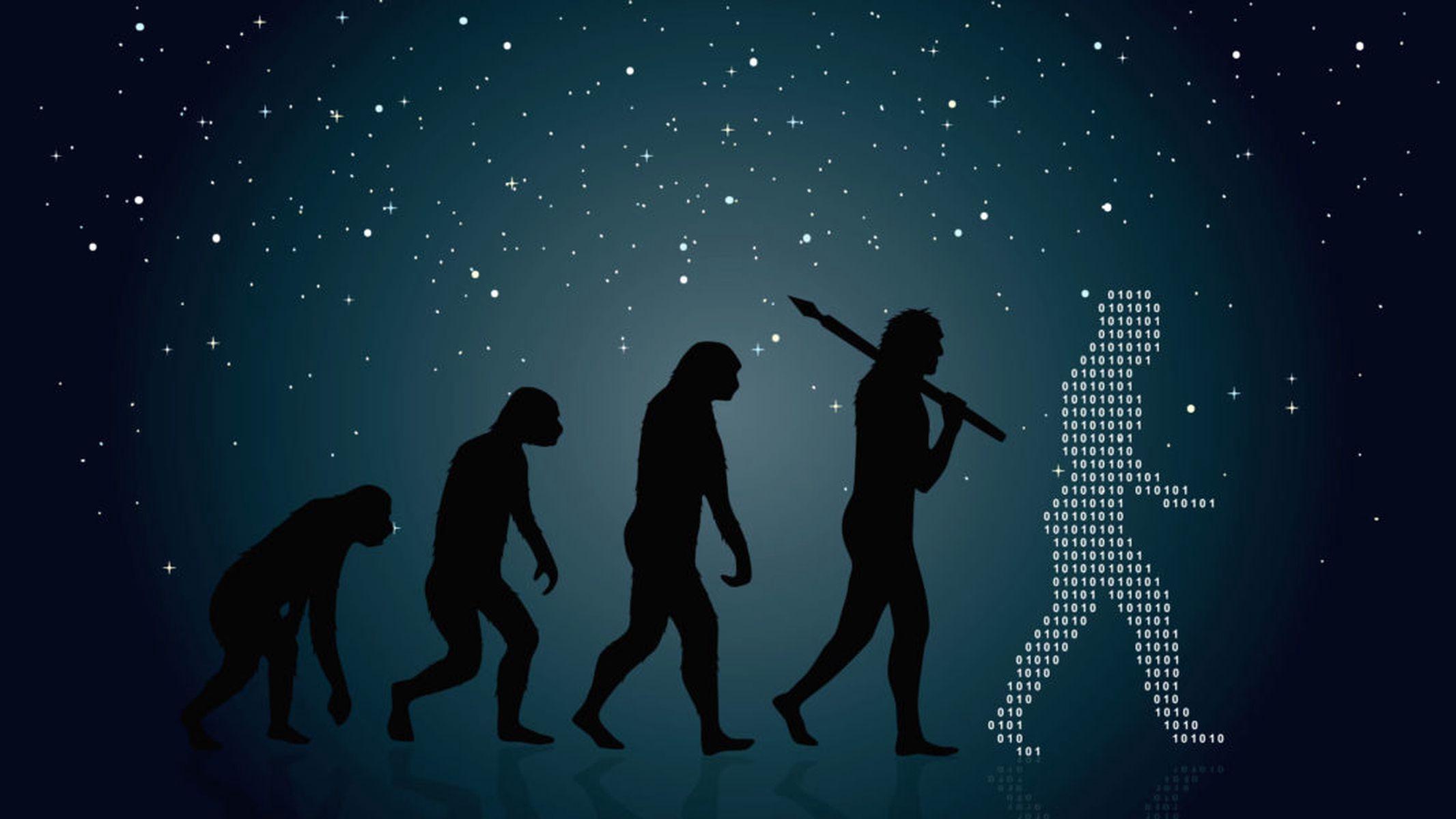 BIOLOGY TOPIC 5 EVOLUTION