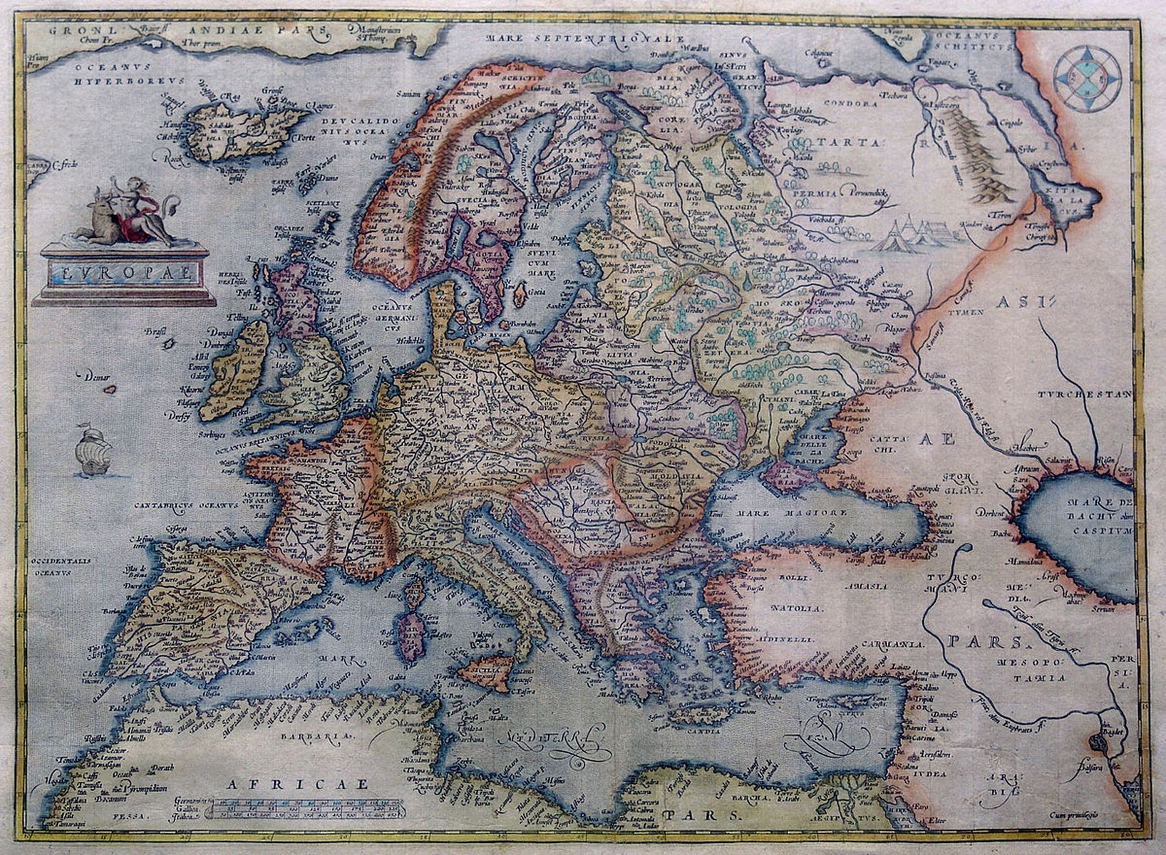 Histoire Moderne Européenne