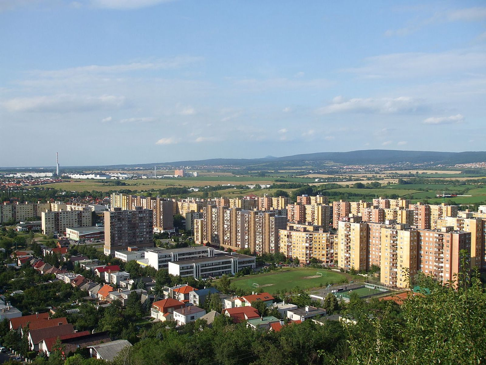 Slovakian Test Course