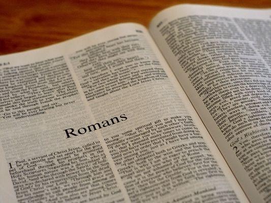 Romans (RGT, ESV, KJV)